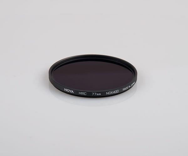 9 Stop Multi-Coated Glass Filter Hoya NDX400 82mm Neutral Density